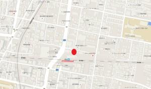 藤塚町戸建 地図