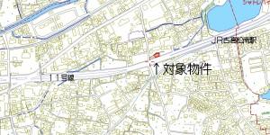 高松町地図