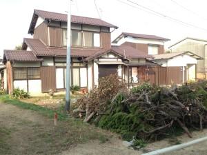 香川町南側