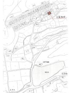 三木町下高岡地図