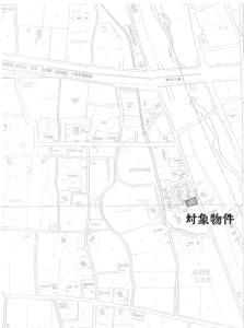 三木町地図