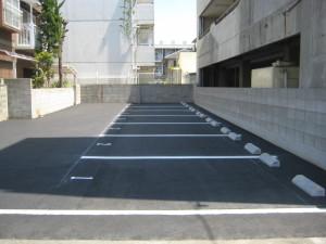 西町駐車場