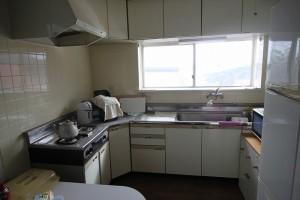 別荘 キッチン