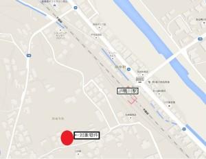 坂出市府中町土地地図