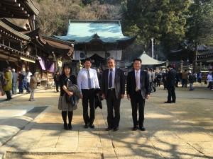 八栗寺 初詣 2016