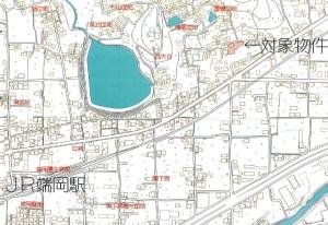 国分寺町地図