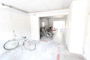 オーレックス西宝町 自転車置き場