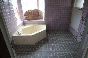 別荘 風呂