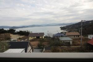2階からの眺め 別荘